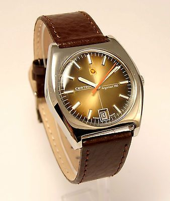 Swiss Vintage  Watch Certina Argonaut 280