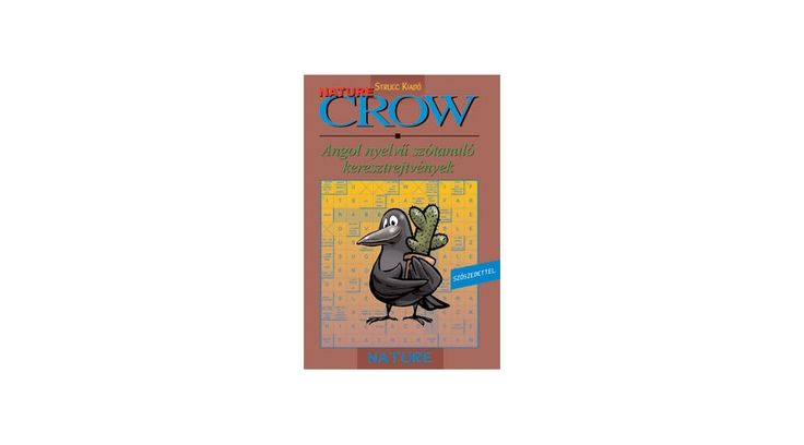 Crow Nature - Angol - Okosodjál webáruház