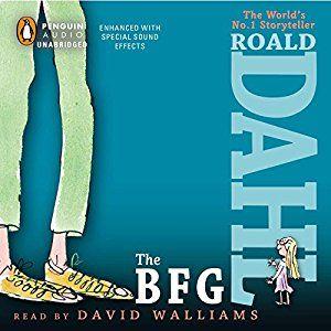 Amazon.com: The BFG (Audible Audio Edition): Roald Dahl, David Walliams, Listening Library: Books