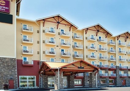Pigeon Forge, TN Hotels   Clarion Inn Dollywood Area