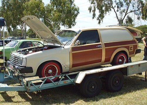 Holden Gemini Tin Woodie?