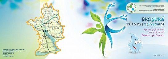 GHERCESTI, judetul OLT – Seminar Educatie Ecologica- Campania de informare si constientizare a proiectului CONTROLUL INTEGRAT AL POLUARII CU...