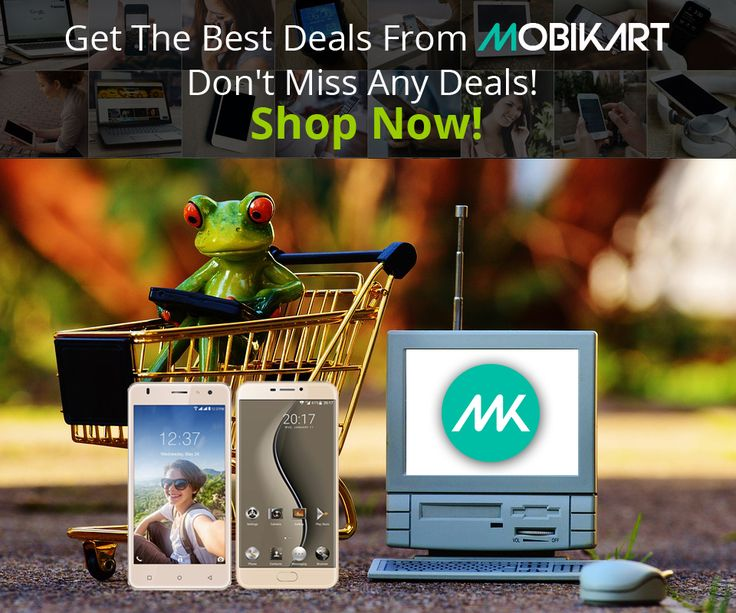 Get the best #mobile #deals from top #onlinestores @ #Mobikart You can get #discount upto 90% on latest #smartphones, #tablets and #accessories.