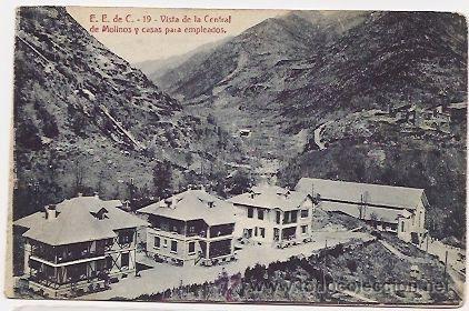 Estación hidroeléctrica de Molinos