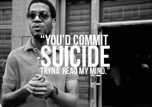 One Of My All Time Favorite Kid Cudi Quotes