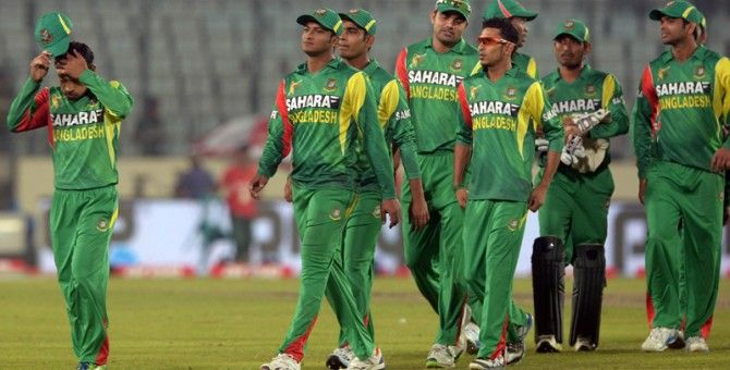 Another frustrating performance by Bangladesh Cricket Team.