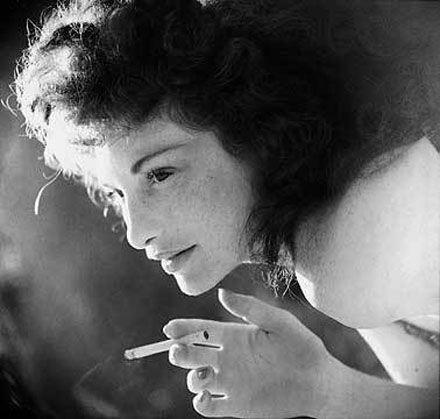 Maya Deren - dancer, choreographer, photographer, experimental filmmaker