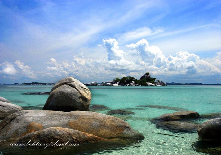 Belitong, Bangka Belitung, Indonesia.
