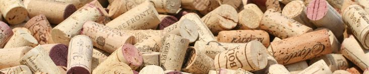 Used Wine Corks and Used Champagne Corks for sale.