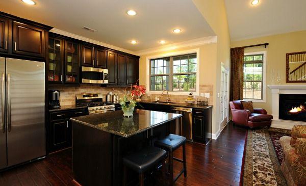 Ashland Kitchen Family Room Fryars Gate Cary Nc