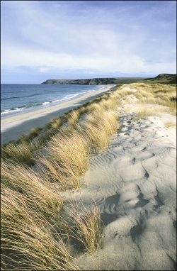 Traigh Mor, Tolsta on the Isle of Lewis, Scotland
