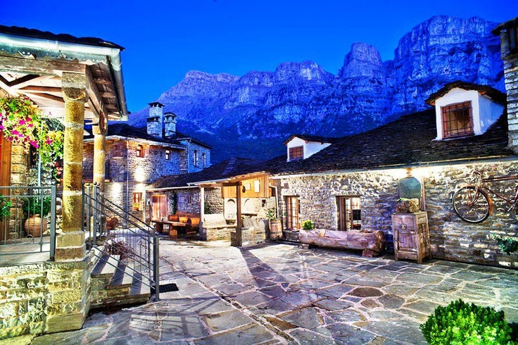 GREECE CHANNEL | The Enchanted Village of #Papigo in #Epirus, West #Greece http://www.greece-channel.com/