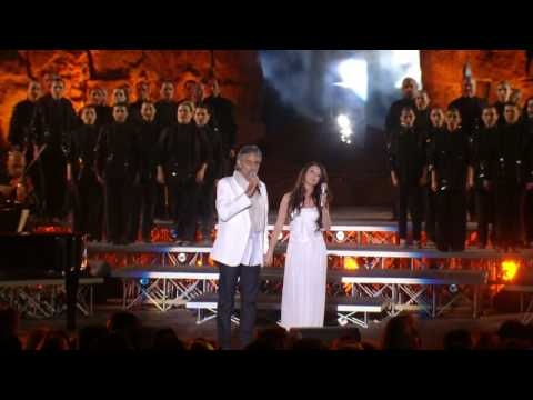 Andrea Bocelli and Sarah Brightman: Time To Say Goodbye