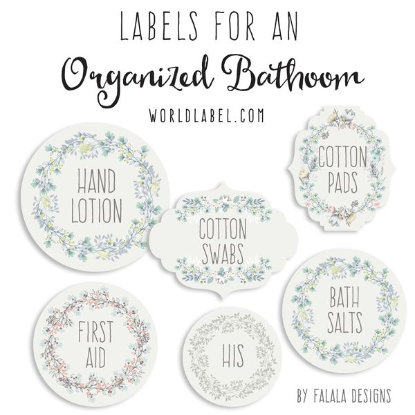 Best 25 label templates ideas on pinterest free - Free online bathroom design templates ...