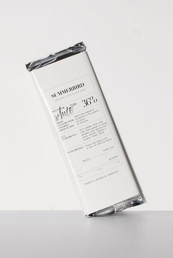 Summerbird Chocolate by AnagramaJoin the Branding / Identity / Design Newsletter ➞