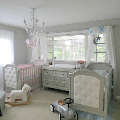 178 Best Twins Or Multiples Nursery Ideas Images On