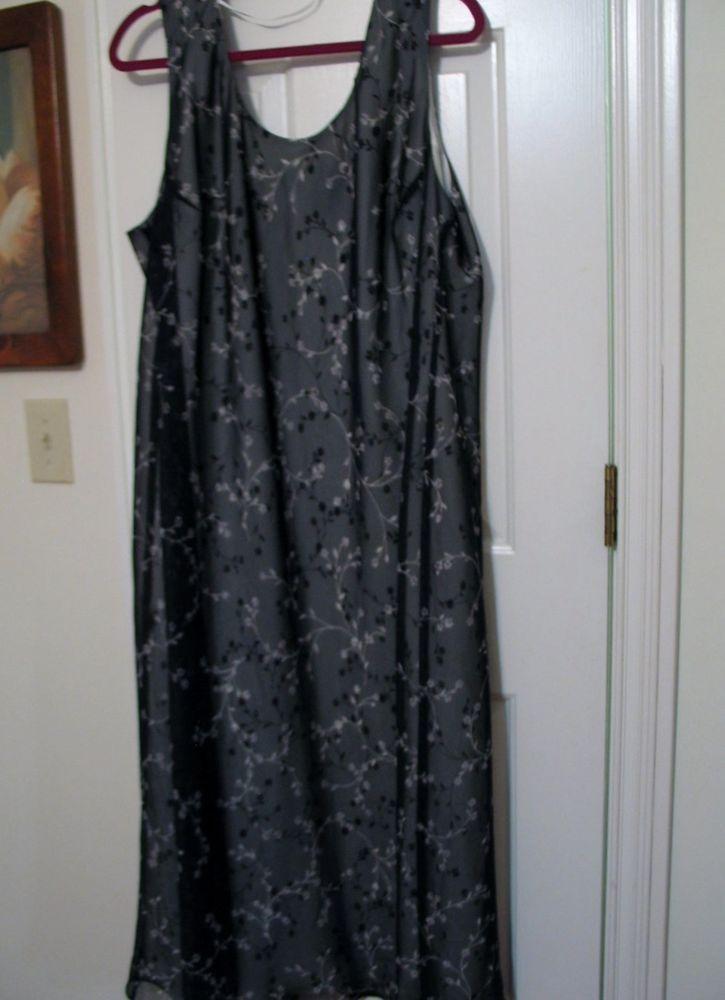 Elisabeth Liz Claiborne Women\'s Dress Plus Size 24 Sleeveless ...