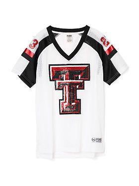 Texas Tech University Game Day Jersey