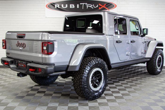 Custom Lifted 2020 Jeep Gladiator Rubicon Billet For Sale Jeep Gladiator Jeep Custom Jeep
