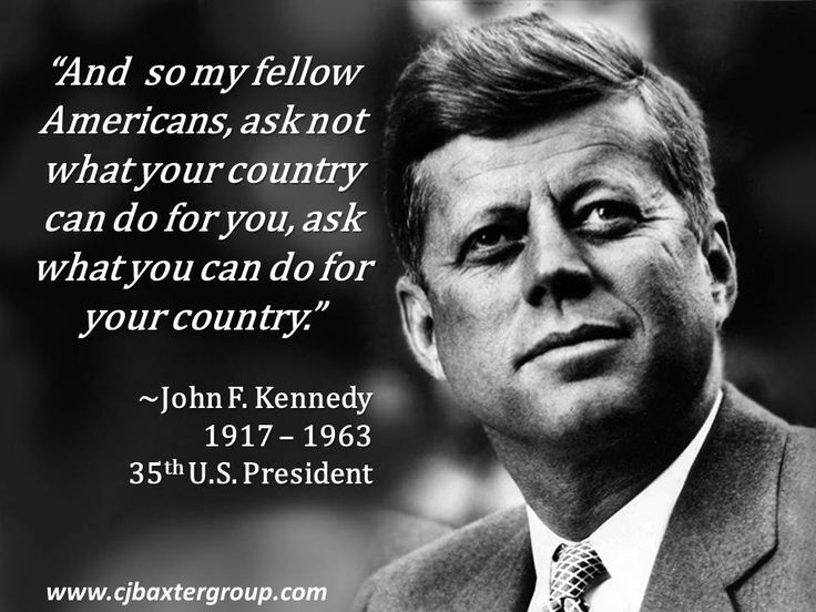 was john fitzgerald kennedy really a great president Briefcase: while president, john f kennedy had a black alligator briefcase that   the only thing necessary for the triumph of evil is for good men to do nothing.