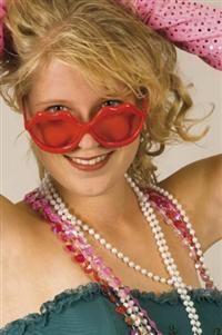 Dudak Gözlük Sevgililer Günü için eğlenceli parti gözlüğü