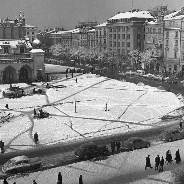 Kraków na przestrzeni czasu. Przedstawiamy historyczne i aktualne dokumenty i zdjęcia Krakowa z publicznych oraz prywatnych archiwów.