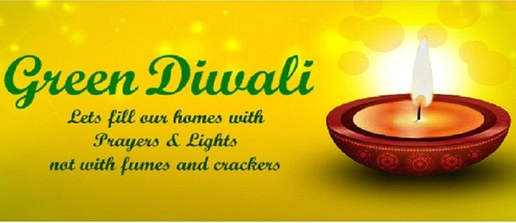 Celebrate an Eco-Friendly #Diwali and #Save #Money