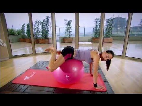 Ebru Şallı Pilates: Cellulite Exercises