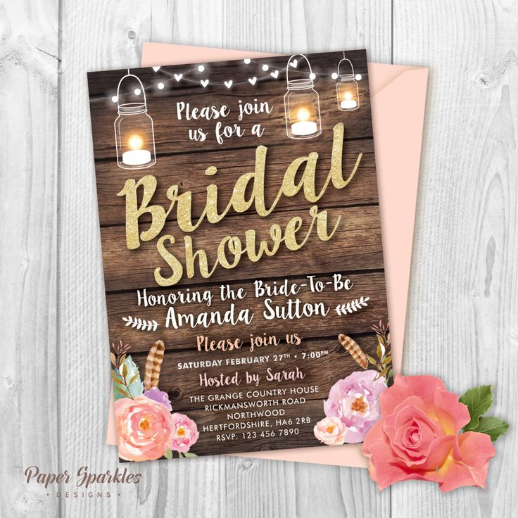 7 best wedding images on pinterest bachelorette party invites a personal favourite from my etsy shop httpsetsy bridal shower rusticbridal shower invitationsinvites filmwisefo