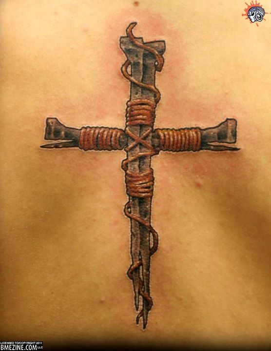Trending   Unique Cross Tattoo Ideas and Concepts                                                                                                                                                     More