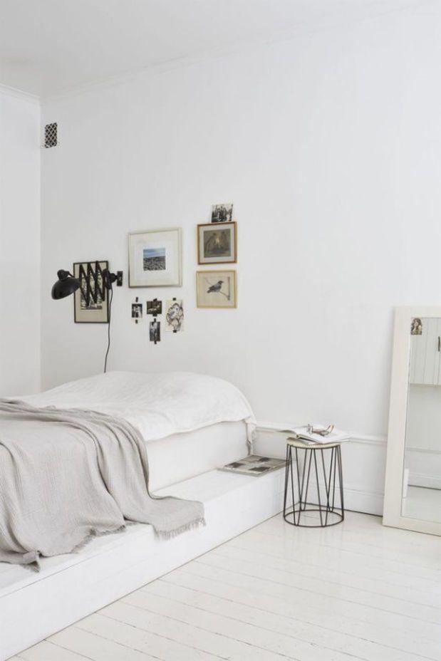 minimalist bedroom minimalist apartment