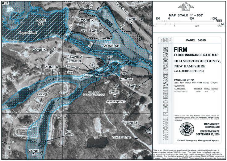 Flood Zone Map | Fema Flood Map By Address