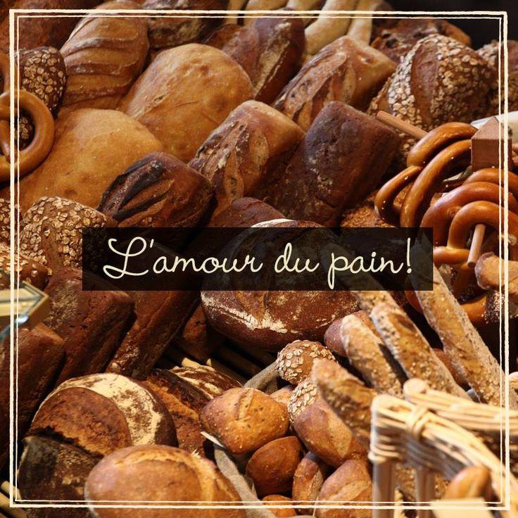 Με πάνω από 50 είδη ψωμιού, σίγουρα θα βρείτε το δικό σας αγαπημένο!