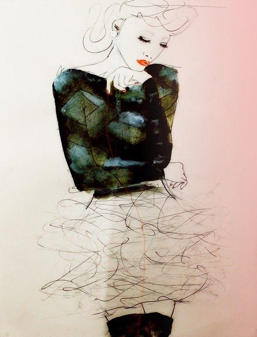 Leigh Viner, art, illustration, Atmosphere, etsy, prints,