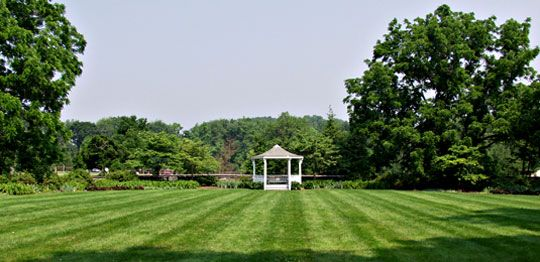 We took prom pictures by this gazebo. Bellevue Park, Delaware. #gazebo #park