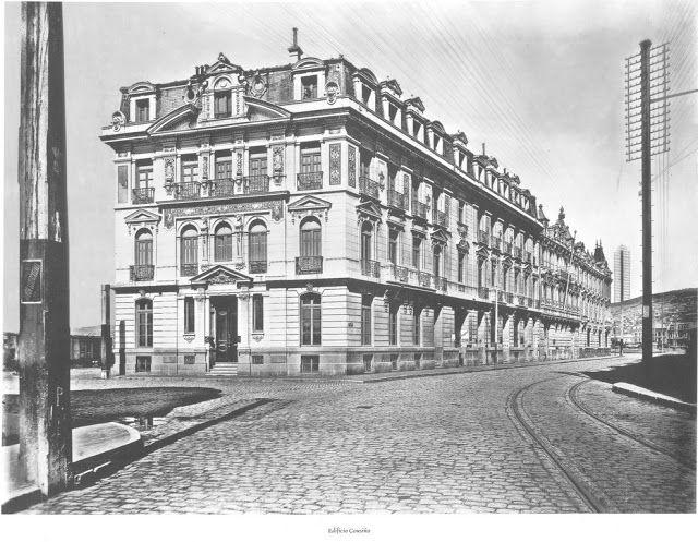 Imágenes de Chile del 1900: Especial Valparaíso
