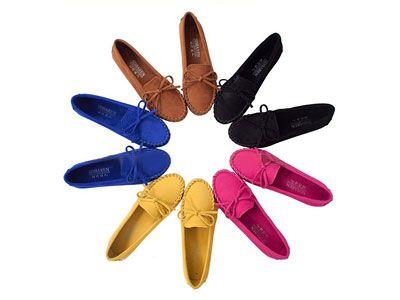 AliExpress Gaga Ofertas Sapatos mocacim