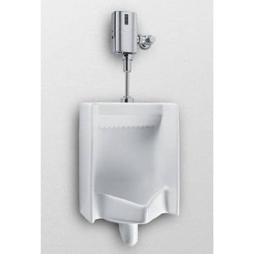 Toto UT447EV Commercial Back Spud Inlet High Efficiency Urinal, 0.5 GPF - ADA Compliant (Sedona Beige)
