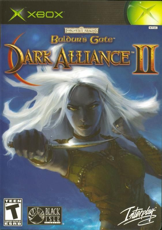 Baldurs Gate Dark Alliance Ii Xbox Juegos Retro Juegos Pc Y