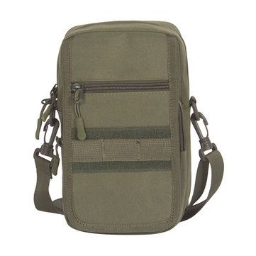 Men Shoulder Pack Shoulder Tactical Pouch Sling Bag Outdoor Casual Travel Bags