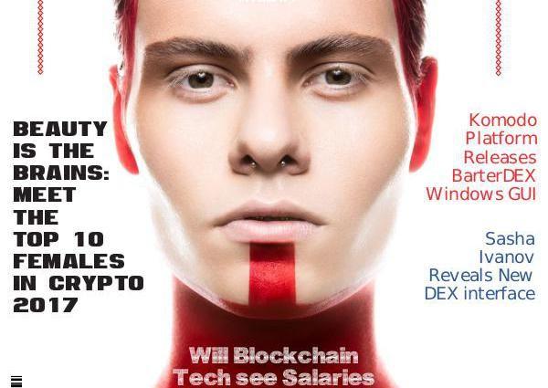 Core Magazine   December 2017 - Crypto Core Media