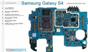 Samsung Galaxy S4 board2