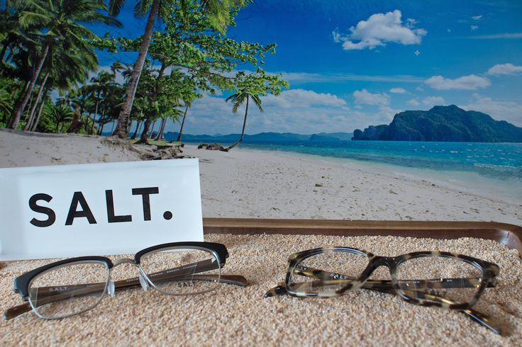 SALT Optics Glasses & Sunglasses Available Now!!