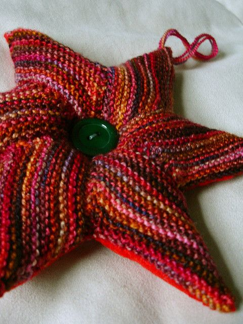 free pattern for a star pillow