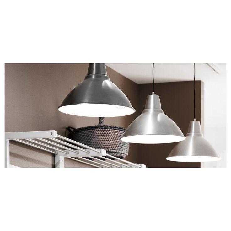 IKEA - FOTO Pendant lamp aluminum