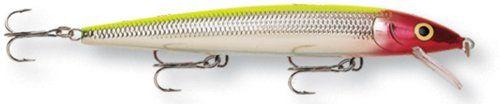 Rapala Husky Jerk 12 Fishing lure (Clown, Size- 4.75) http://gurlyapparel.com/