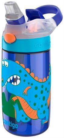 Contigo Детская бутылка для воды gizmo flip синий  — 1450р. ---- Contigo Gizmo Flip является удобным и действительно полезным аксессуаром для каждого ребенка. Это уникальная детская бутылочка для воды, которая предоставит Вашему малышу возможность аккуратно пить воду, сок, молоко или любой другой напиток, не промочив и не испачкав одежду, мебель либо салон автомобиля. Главной особенностью Gizmo Flip является удобный поильник со специальной крышкой, оснащенной системой Autospout®. Поильник…
