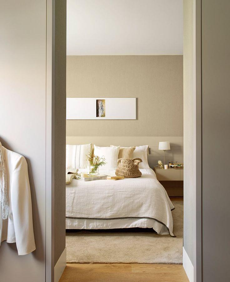 10 ideas sobre pisos pintados en pinterest pisos de - Pintura de dormitorios matrimoniales ...