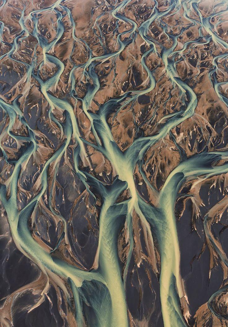 10 fotos aéreas del concurso National Geographic que te harán ver el mundo de…