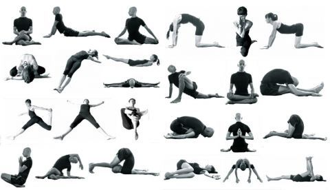 metro tv on twitter  yin yoga poses yin yoga yin yoga
